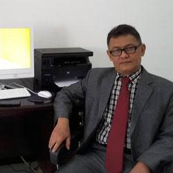 Dr. Ir. Prastawa Budi, Msc - Sekretaris