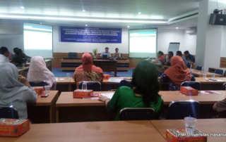 "Lokakarya ""Persamaan Persepsi Auditor Dalam Rangka Pelaksanaan Audit Mutu Internal (AMI) Berbasis Online Universitas Hasanuddin"""